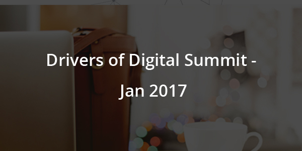 Drivers of Digital Awards 2017