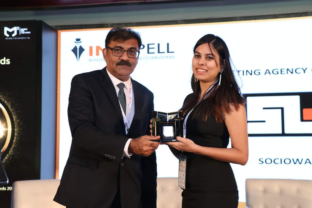 Sociowash bags the 'Marketing Agency of the Year' award, Rubeena Singh wins the 'Marketing Influencer of the Year' at mCube 2019
